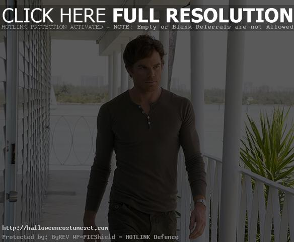 Dexter Morgan Halloween Costume